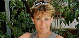Annette, personal trainer voor afvallen