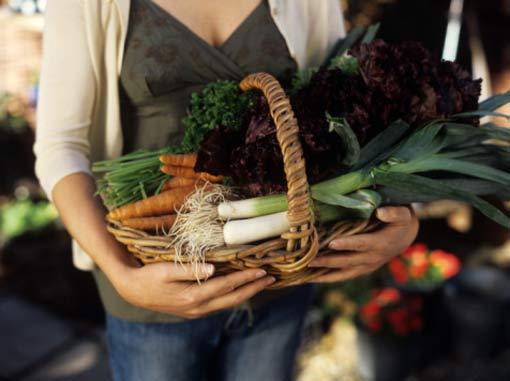 Gezonde leefstijl met gezonde voeding
